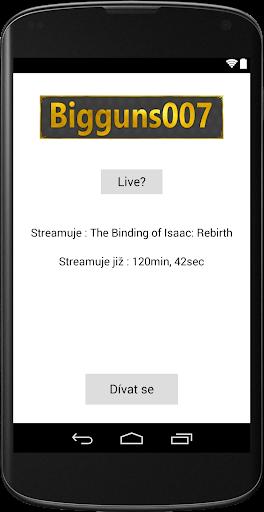 Bigguns007 Stream