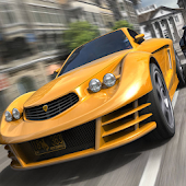 Racing Games Live Wallpaper