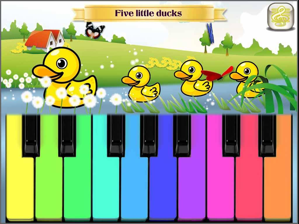 Kids Piano Games- screenshot