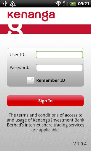 KENANGA for Android Tablet