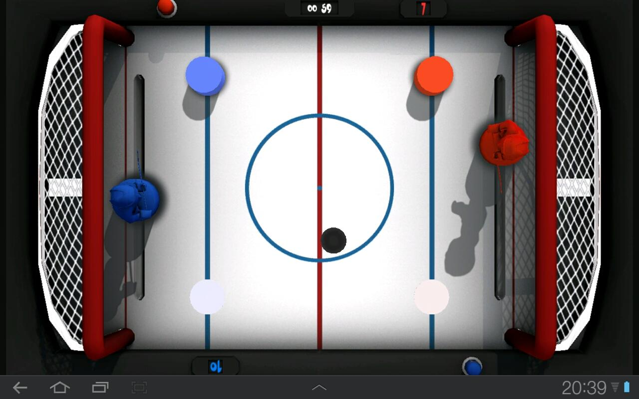Table Hockey HD - screenshot