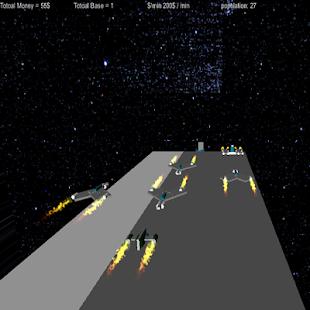 Galactic Space Conquest 2.0 screenshot