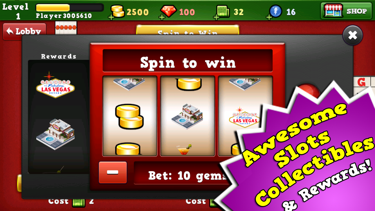 Bingo Vegas 2- screenshot