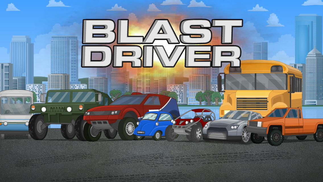Blast Driver- screenshot