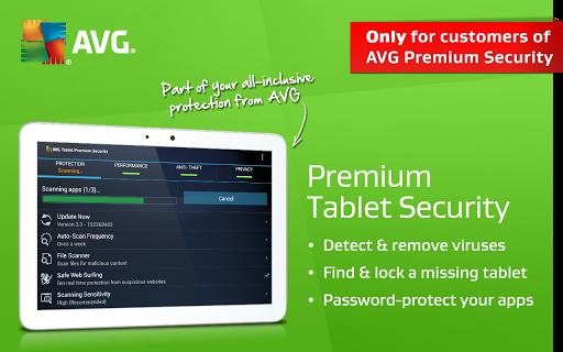 Tablet Premium Security