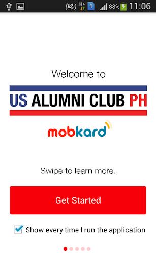 US Alumni Club PH MobKard
