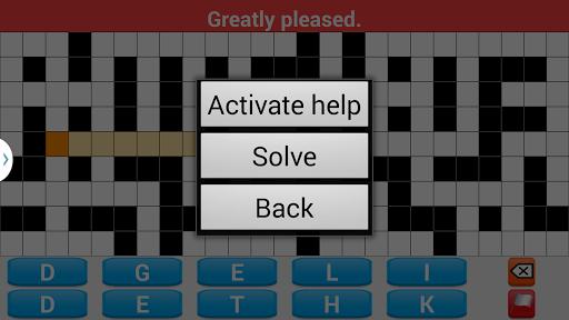 Crossword 2.3 screenshots 5