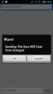 Secret Sms - screenshot thumbnail