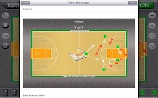 Screenshot of CoachMe Basketball Edition Pro