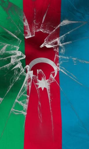 Azerbajian flag Free