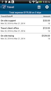 Travel Expense 玩商業App免費 玩APPs