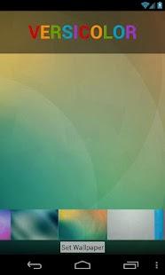 Versicolor (icon theme) - screenshot thumbnail