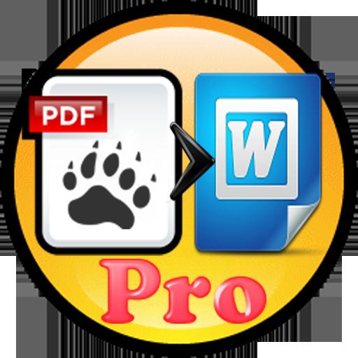 PDF to Word Converter Pro LOGO-APP點子
