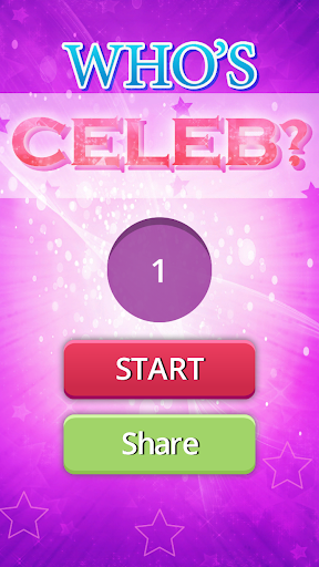 Who's This Celeb