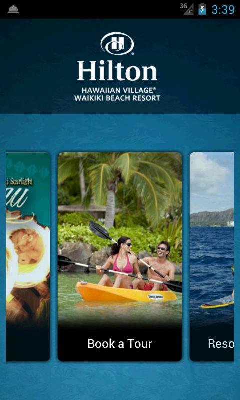 Hilton Hawaiian Village - screenshot