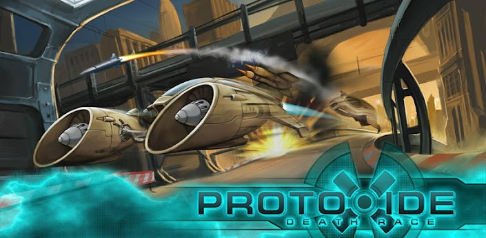 Protoxide: Death Race1.1.4 apk