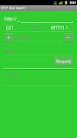 Screenshot of HTTP User Agent+