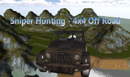 Sniper Hunting - 4x4 Off Road