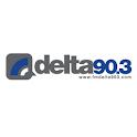 DELTA 90.3 logo