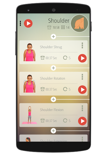 玩免費健康APP|下載Neck and Shoulders Exercises app不用錢|硬是要APP