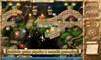 Screenshot of Fairy Treasure Brick Breaker