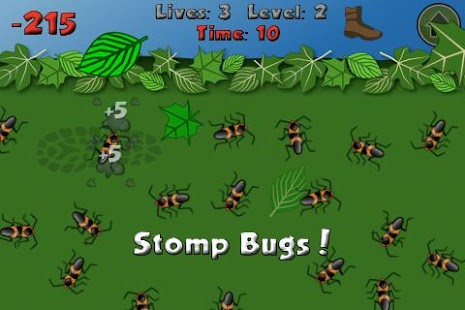 Bye Bugs Lite- screenshot thumbnail