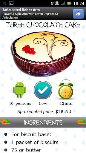 玩免費生活APP|下載クリスマスレシピ app不用錢|硬是要APP