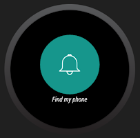 Screenshot of Phone Finder for Android Wear