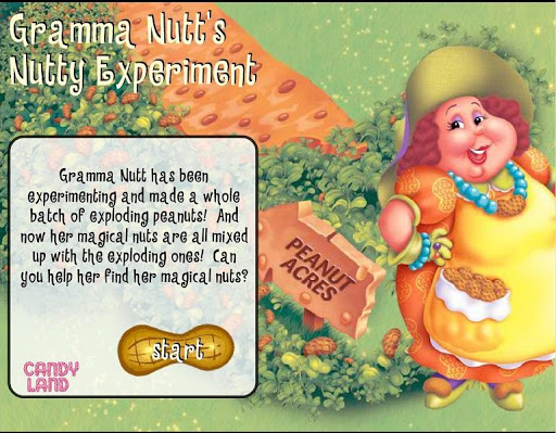Granny Magic Nut Game
