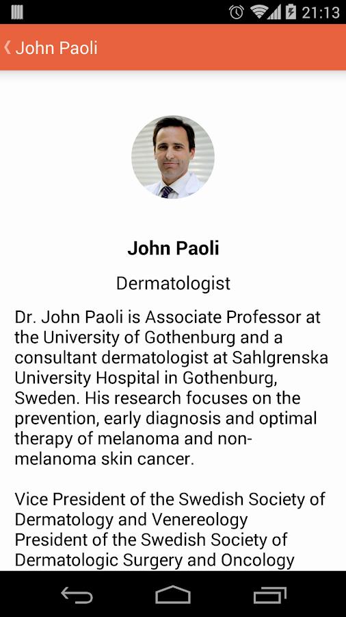 iDoc24 - Dermatologist Online - screenshot