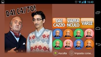 Screenshot of Dai Cazzo