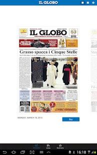 Il Globo screenshot