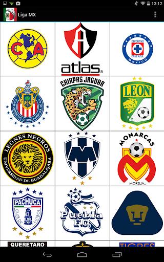 Futbol Mexicano Liga MX