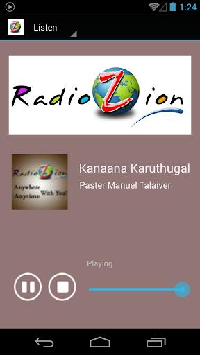 Radio-Zion