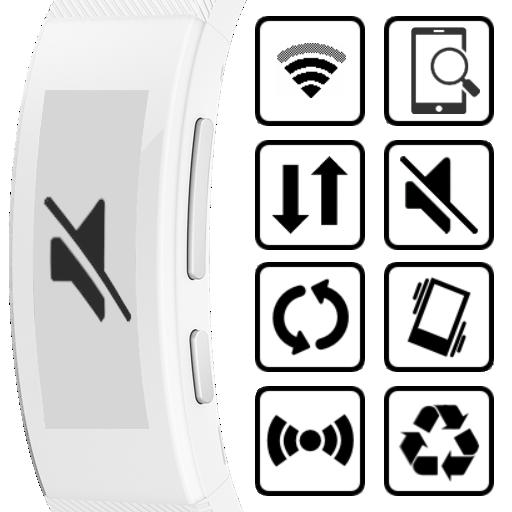 Toggles for SmartBand Talk 工具 App LOGO-APP試玩