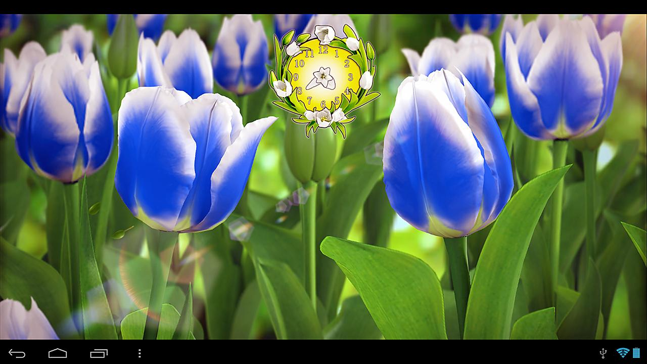 My Flower 3D Live wallpaper- screenshot