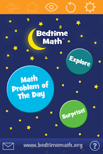 Bedtime Math - screenshot thumbnail