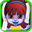 Monster Baby Care icon