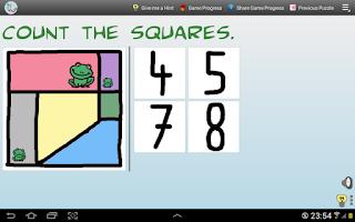 Screenshot of IQ FitFun