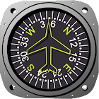 Aircraft Compass icon
