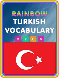 Turkish Vocabulary Game