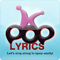Kpop Lyrics logo