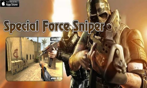Special Force Sniper - screenshot thumbnail