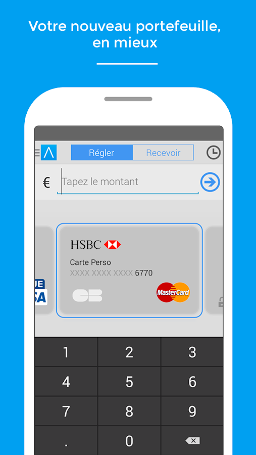 LYDIA : Le Paiement Mobile - screenshot