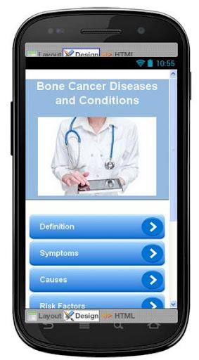 Bone Cancer Disease Symptoms
