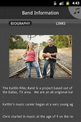 The Kaitlin Riley Band - screenshot