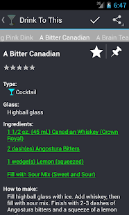 Drink To This Drink Recipes- screenshot thumbnail