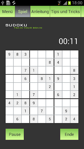 WMR Sudoku