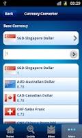 Screenshot of UOB Mobile Banking