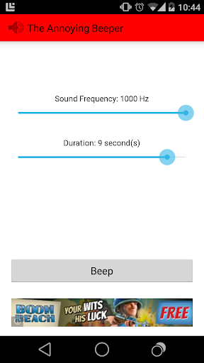 玩娛樂App|The Annoying Beeper免費|APP試玩